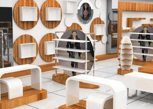 Giyim Mağazaları İçin 2019 Örnek Dekorasyon Fikirleri Yeni İş Fikirleri