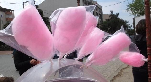 pamuk-şeker