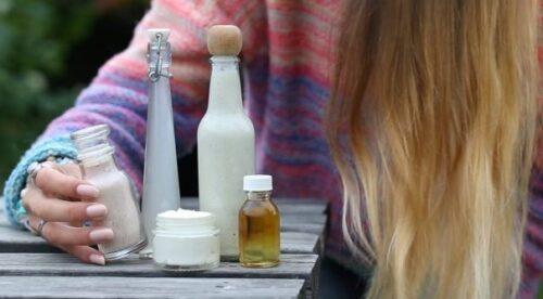 Evde Saç Bakım Ürünü Nasıl Hazırlanır