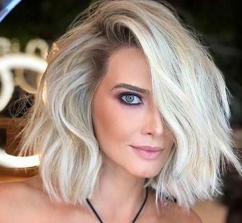 2019 Yılının En Popüler Bayan Saç Modelleri Yeni Trend Dükkan Açmak