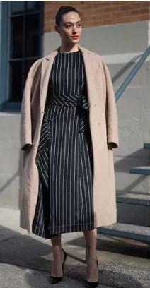 Klasik palto kombinleri