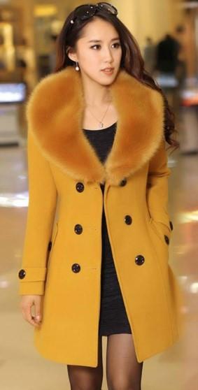Palto ve elbise kombinleri