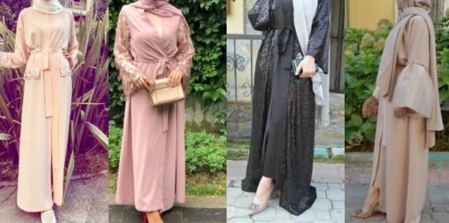 abaya modelleri