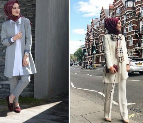 9431a1410ec45 2019 Tesettür Giyim Modelleri En Çok Tercih Edilenler Bayan Giyim Modası