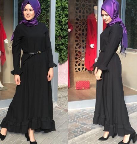 5ac791663ebc6 2019 Tesettür Giyim Modelleri En Çok Tercih Edilenler Bayan Giyim Modası