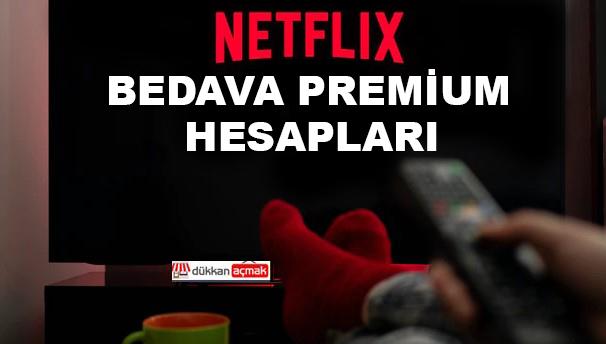 Netflix Ücretsiz Üyelik 2021