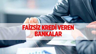 Ziraat Bankası Faizsiz Kredi Başvurusu